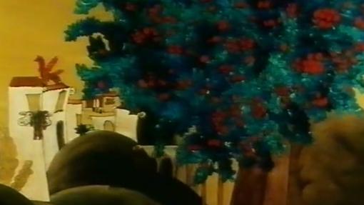 Animatie De Kersenboom