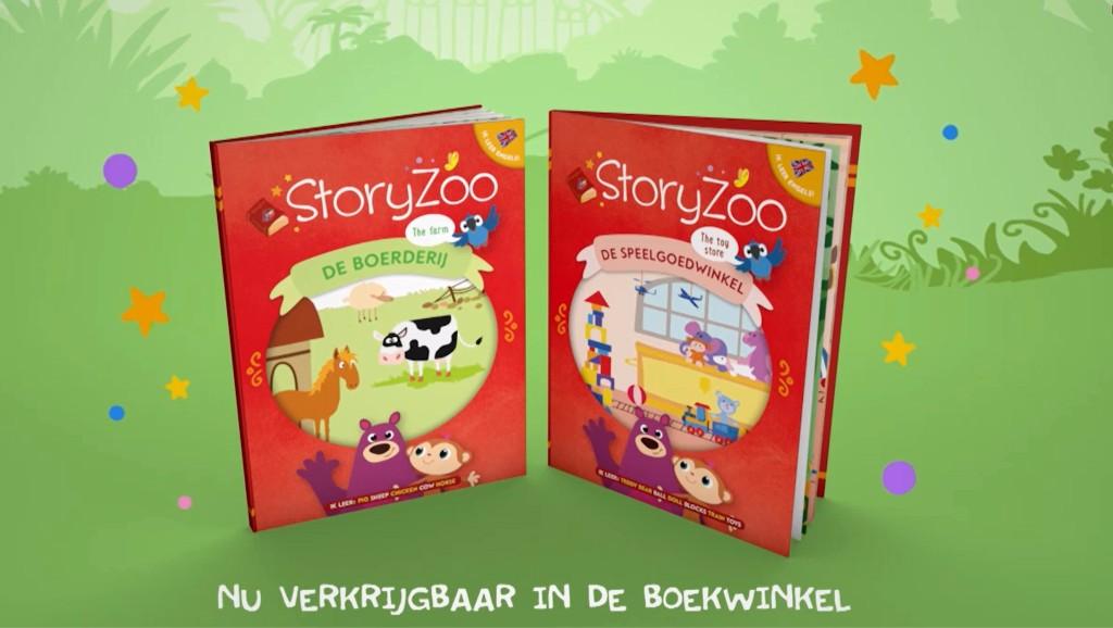 Storyzoo boek